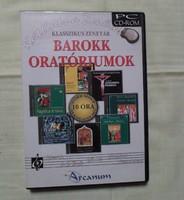 Klasszikus Zenetár: Barokk oratóriumok