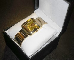 Swiss gold numbered luxury men's watch, exclusive gold watch, jewelry watch, special gift