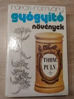 Gyógyitó növények 1977 könyv