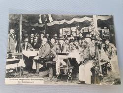 Régi Német  képeslap
