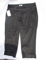 ULLA POPKEN Capri új nadrág /molett