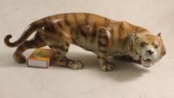 Royal dux tigris 762