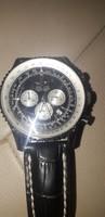 Breitling chronometre quartz.