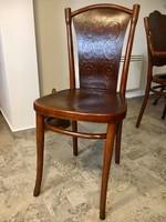 Kitűnő állapotban fennmaradt nagyon egyedi megjelenésű Thonet szék !