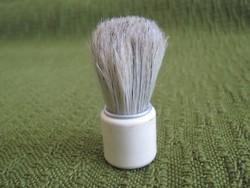 Retro borotvapamacs borotválkozó ecset borotva pamacs