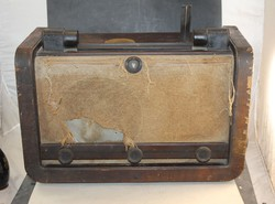 II világháború előtti Philips rádió 771