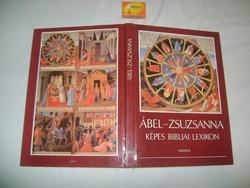 Ábel-Zsuzsanna: Képes bibliai lexikon - 1981