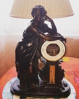 Spiáter figurális barométer