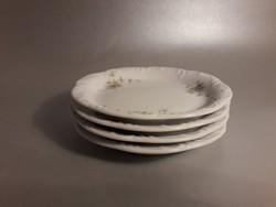 ROSENTHAL - Classic Rose - 4 db kis tányér