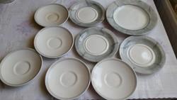 Antik ,angol porcelán, tányér  eladó 9 db. Churchill England