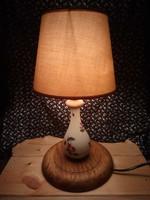 Herendi porcelán lámpa, hibátlan, jelzett
