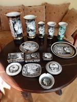 Száz Endre porcelán gyűjtemény