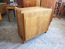 Retro kis szekrény Tv állvány komód mid century