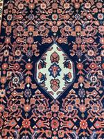 Antik Kézi Csomózású Malayer Perzsaszőnyeg 116x190