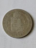 F. J. 1forint.1878.KB.