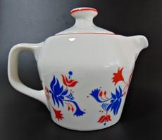 Hollóházi porcelán kávé kiöntő