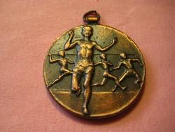 Megyei Úttörő atlétika- Négytusa   bajnokság   1971 . bronz   35 mm