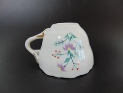 Régi Aquincum  virágos barokk csésze
