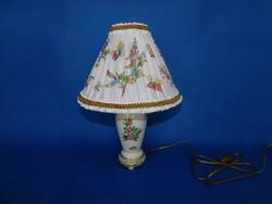 Herendi Viktória  lámpa