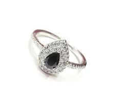 Ezüst női gyűrű (Szeg-Ag84956)