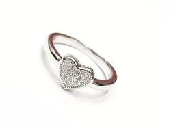 Ezüst női gyűrű (Szeg-Ag84962)
