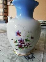 Meseszép régi hollóházi váza