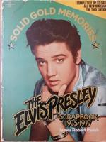 Elvis Presley képes-szöveges könyv 1975-ből, Amerikából.