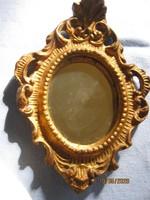 Barokk   kicsi tükör