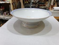 Régi osztrák porcelán tál