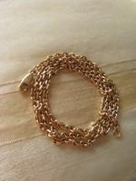 Arany anker lánc 21,5 g