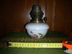 Festett porcelán petróleum tartály