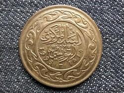 Tunézia szép 100 milliéme 1414 1993 / id 18865/