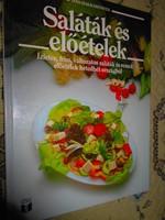 ---Saláták és előételek -NOVA szakácskönyv