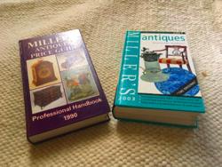 Judith Müller Antik árjegyzék-katalógusok