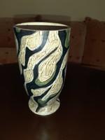 Gorka livia váza szignós 1950-60