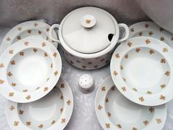 Alföldi  porcelánok