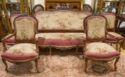 Francia ülőgarnitúra