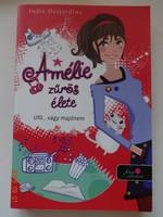 India Desjardins: Amélie zűrös élete - Ufó ....vagy majdnem! - Bíbor pöttyös könyvek