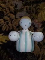 Angyalka Aquincum porcelán