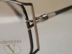 Vintage Valentino 5226 F titan  női szemüvegkeret
