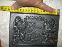 Vas  címer kép  oroszlános