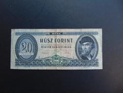 20 forint 1960 RITKA évszám RR !