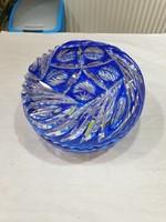 Kék kristály bonbonier