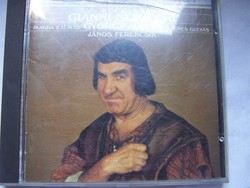 Gianni Schicchi  teljes felvétel CD