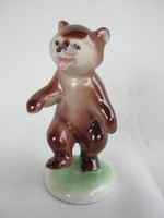 Drasche porcelán maci medve