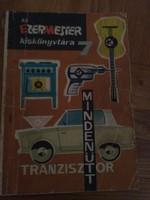 Az ezermester kiskönyvtára 7 mindenütt tranzisztor