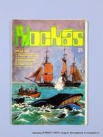 1988 ?  /  KOCKÁS  /  Régi ÚJSÁGOK KÉPREGÉNYEK MAGAZINOK Szs.:  14016