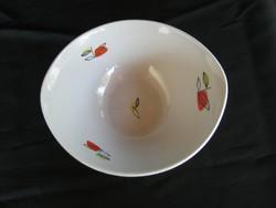 Drasche porcelán art deco tál