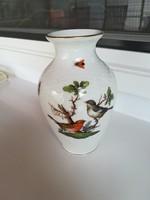 Herendi Rotschild mintás jubileumi váza