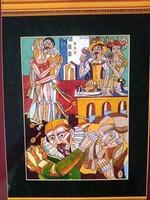 Józsa János Rigoletto
